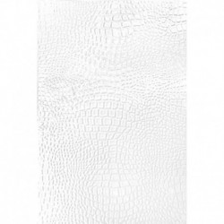 8021 Варан белый