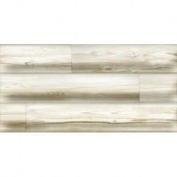 Плитка Веста на белом коричневая ПО9ВТ024
