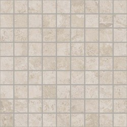 Плитка Siena белый мозаика
