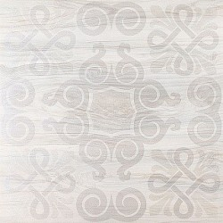 Плитка Палаццо серый орнамент