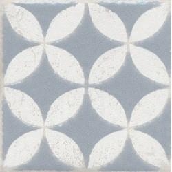 Вставка Амальфи орнамент серый STG C401 1270