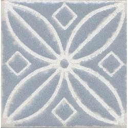 Вставка Амальфи орнамент серый STG C402 1270