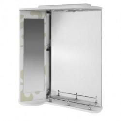 Зеркало навесное Арз 3-65 (оливка)(серый)