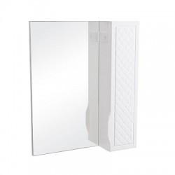 Шкаф настенный с зеркалом Родорс 65 (R) правый с подсветкой