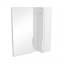 Шкаф настенный с зеркалом Родорс 70 (R) правый с подсветкой