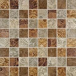 Fossile slate мозайка (Керамогранит)
