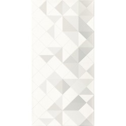 Плитка Tonnes Bianco motyw A