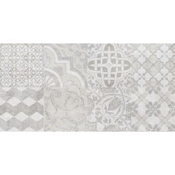 Плитка облиц. Bastion серый мозаика