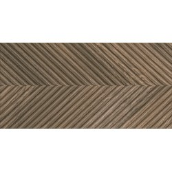 Afternoon плитка B brown структура 29,8х59,8