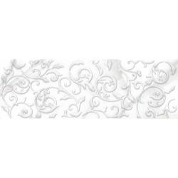 Altair декор белый 20х60