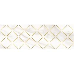 Aragon декор белый 20х60