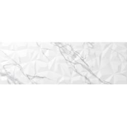 Lazzaro Pearl Crystal плитка настенная структурная 30х90