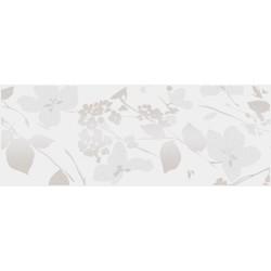 Декор Вилланелла Цветы белый