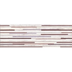 Декор Феличче на белом коричневый ВС11ФЧ004