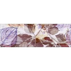 Декор Феличче на сером коричневый ВС11ФЧ704