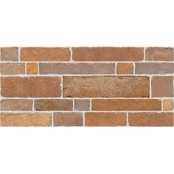 Плитка Brick красно-коричневая