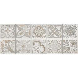 Декор Dolorian светло-серый Д 113 071-1